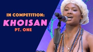KHOISAN finalist In competition