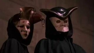 Masked Orgy from Eyes Wide Shut