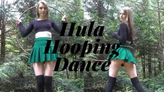 Sexy Hula Hooping Dance