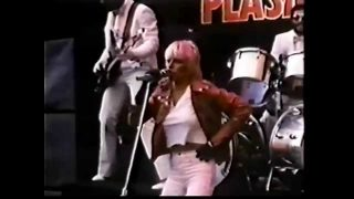 Plasmatics Vocalist Wendy O. Williams Changing Shirt @ 1:59 & 2:10 (cued to first)